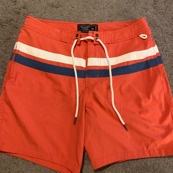 3c09965cd9 Abercrombie & Fitch Swim | Abercrombie Short Trunks | Poshmark